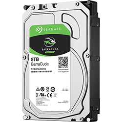 Seagate BarraCuda 3.5-Inch Hard Drive