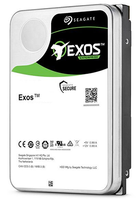 Seagate Exos X16 3.5-Inch Internal 512e/4Kn SAS Enterprise Hard Drive