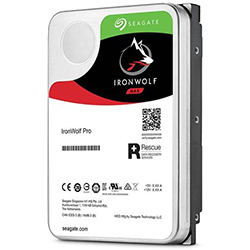 Seagate IronWolf Pro 3.5-Inch NAS Hard Drive