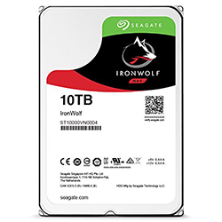 Front View (10TB Hard Drive)