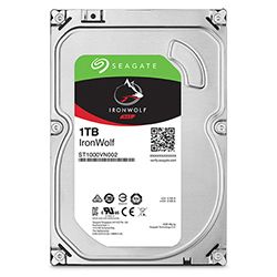 Front View (1TB Hard Drive)