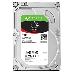 Front View (3TB Hard Drive)