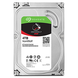 Front View (4TB Hard Drive)
