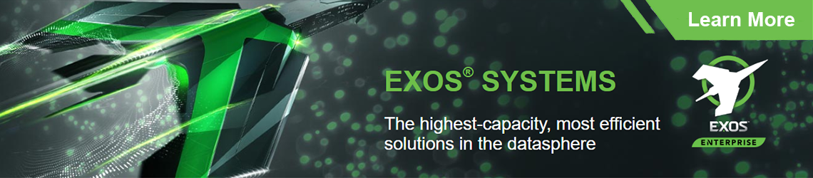 Seagate Exos Systems